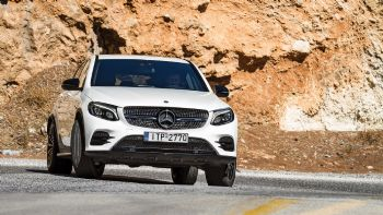 Δοκιμή: Mercedes-AMG GLC 43 Coupé