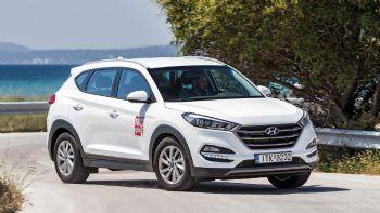 Πρώτη Δοκιμή: Νέο Hyundai Tucson 1,6 λτ. με 177 PS