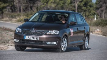 Test: Skoda Rapid Spaceback