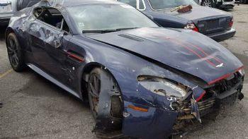 Aston Martin με 40.000$