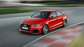 «Αφηνιασμένο» Audi RS3