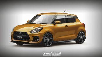 Τουρμπάτο το νέο Suzuki Swift Sport