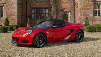 Νέα Lotus Elise Sprint