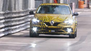 Nτεμπούτο για νέο Μegane RS