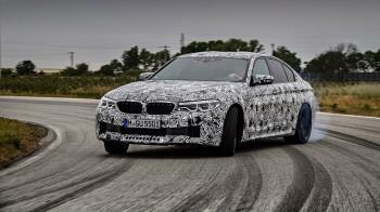 Nέα BMW M5: 4κίνητη και με 600 PS