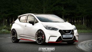 Scoop: Nissan Micra Nismo