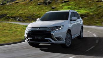 Mitsubishi Outlander PHEV: Μηδενικός φόρος για εταιρικούς χρήστες