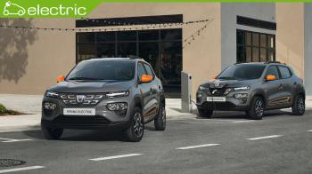 Ιδού το νέο Dacia Spring Electric: Το φθηνότερο ηλεκτρικό στην Ευρώπη