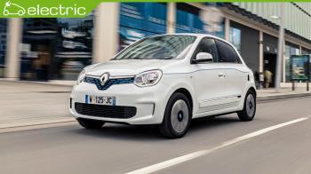 Νέο ηλεκτρικό Renault Twingo με μεγαλύτερη αυτονομία