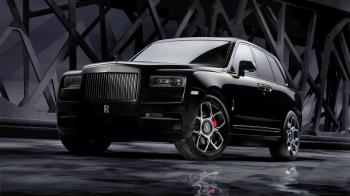 Nέα Rolls-Royce Cullinan Black Badge