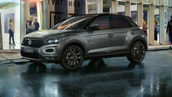 Νέο VW T-Roc Black Edition