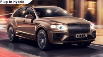 «Ευρωπαία» η ανανεωμένη Bentley Bentayga Hybrid