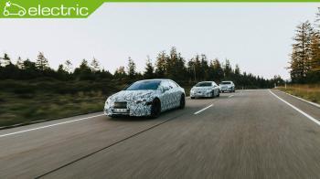 Δε χάνουν τον ήχο τους οι μελλοντικές Mercedes EQ