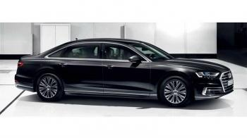 To θωρακισμένο Audi A8 L Security