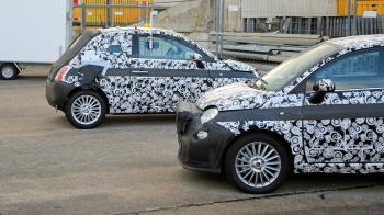 Σε δοκιμές το Fiat 500e