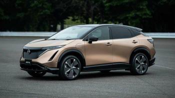 Ντεμπούτο για το ηλεκτρικό Nissan Ariya