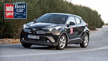 Πρώτη δοκιμή: Toyota C-HR