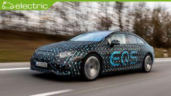 Πρώτη επαφή: Mercedes EQS 580 4MATIC