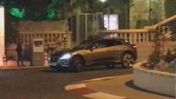 Το Jaguar I-Pace στο Μονακό
