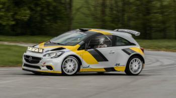Πάει ράλι το Opel Corsa(+vid)