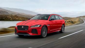 SVR έκδοση για Jaguar XF Sportbrake;