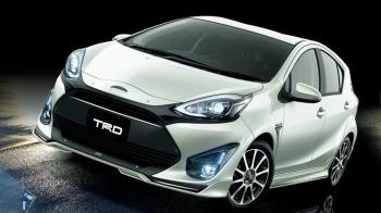 Νέο Toyota Prius C & σε TRD