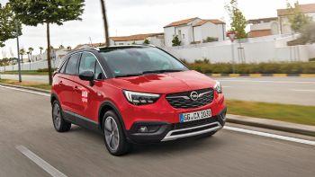 Οδηγούμε το νέο Opel Crossland X