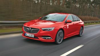 Οδηγούμε: Νέο Opel Insignia Grand Sport
