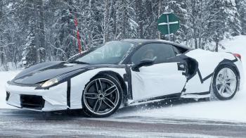 Eίναι αυτή η νέα Ferrari Dino;