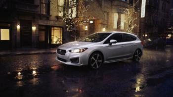 Ηλεκτρικό αμάξι της Subaru
