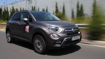 Test: Fiat 500X 2,0 MJET 140 PS AT AWD