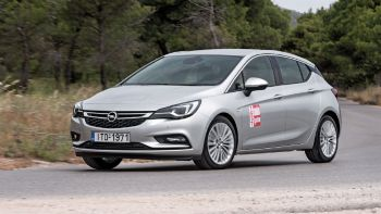 Test: Opel Astra 1,0