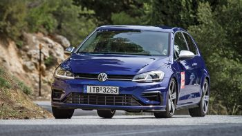 Δοκιμή: Volkswagen Golf R