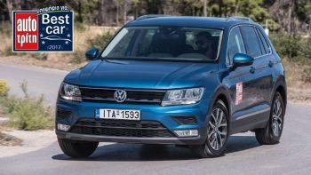 Test: VW Tiguan 1,4 TSI