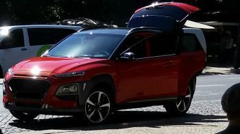 Hyundai Kona ή Κauai;