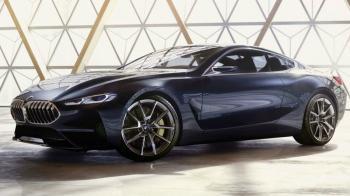 Νέα BMW Σειρά 8