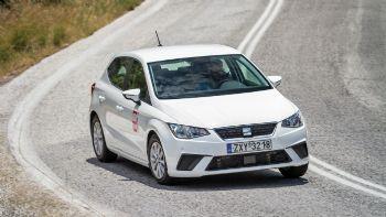Πρώτη Δοκιμή: Νέο Seat Ibiza 1,0 λτ. με 95 PS