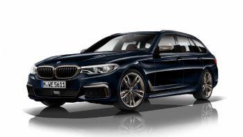 Ήρθε η BMW M550d