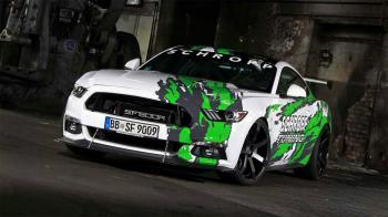 Αναβαθμισμένη Mustang