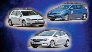 Opel Astra VS Toyota Auris VS VW Golf