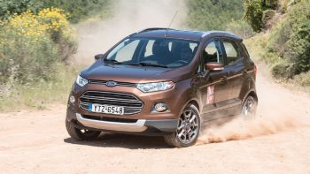 Test: Ford EcoSport 1,0