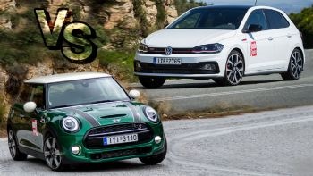 MINI Cooper S VS VW Polo GTI