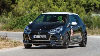 Δοκιμή: DS3 GT Performance