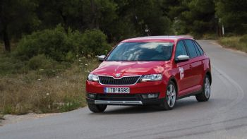 Δοκιμή: Skoda Rapid Spaceback