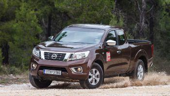Test: Nissan NP300 Navara