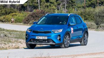 Δοκιμή: Ανανεωμένο Kia Stonic Mild Hybrid