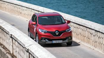 Test: Renault Kadjar