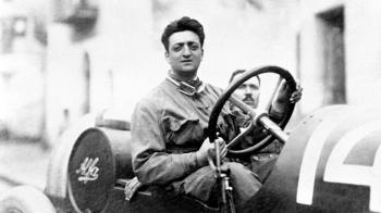 Απαγωγή του Enzo Ferrari;