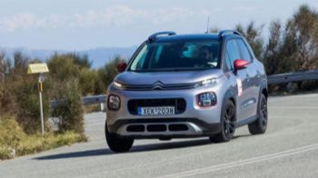 Δοκιμή: Citroen C3 Aircross C-Series