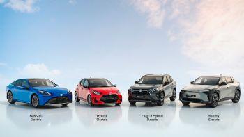 Τα 4 εξηλεκτρισμένα συστήματα της Toyota